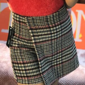 pantaloncino scottish