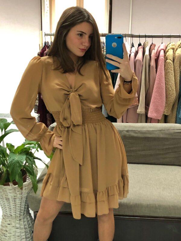 abito fiocco