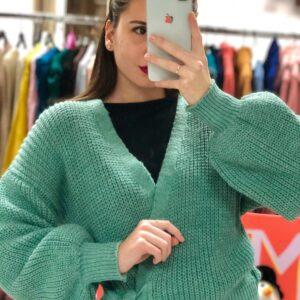 Incrociatina in lana