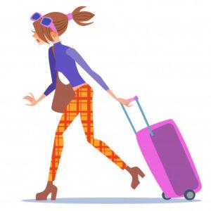Outfit da viaggio: ecco qualche consiglio.
