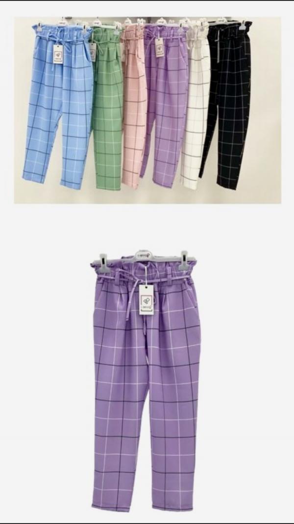 Pantalone Regina Di Scacchi
